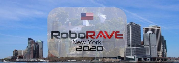 SLIDER ROBORAVE nyc